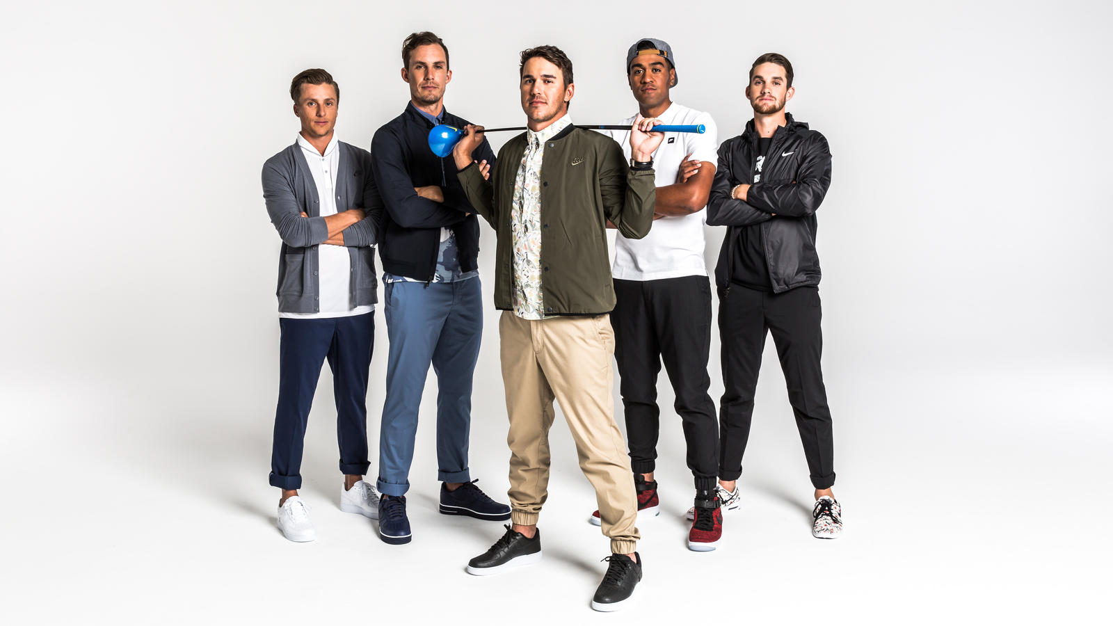 Nike Golf style revolution