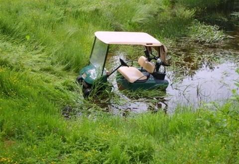 The Biggest Golf Fails