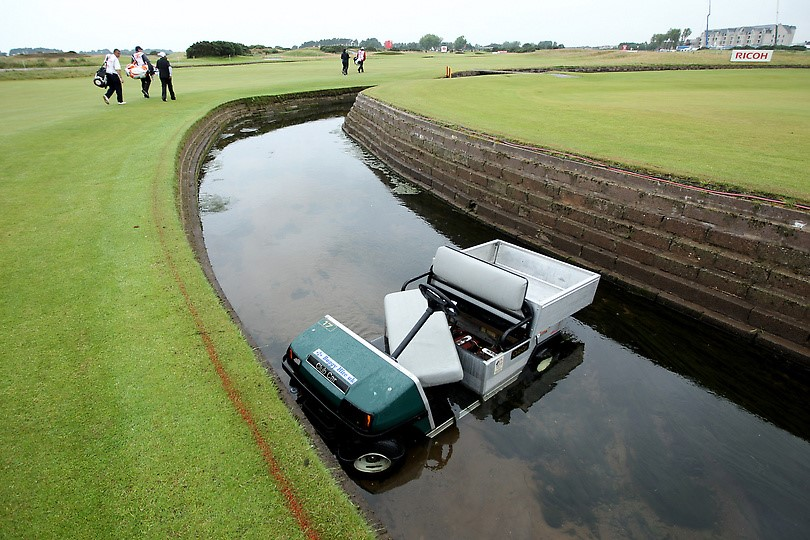 The Biggest Golf Fails - Golfsupport Blog on bicycle in water, go kart in water, golf hole in water, backhoe in water, golf near water, golf hole on water, tools in water, scooter in water, electric vehicle in water, gps in water, trailer in water, generator in water, volkswagen in water, grill in water, camper in water, wheelchair in water, golf by water, bus in water, utv in water, plants that grow in water,