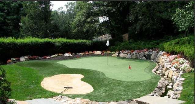 Crazy Golf: Back Garden Designs - Golfsupport Blog