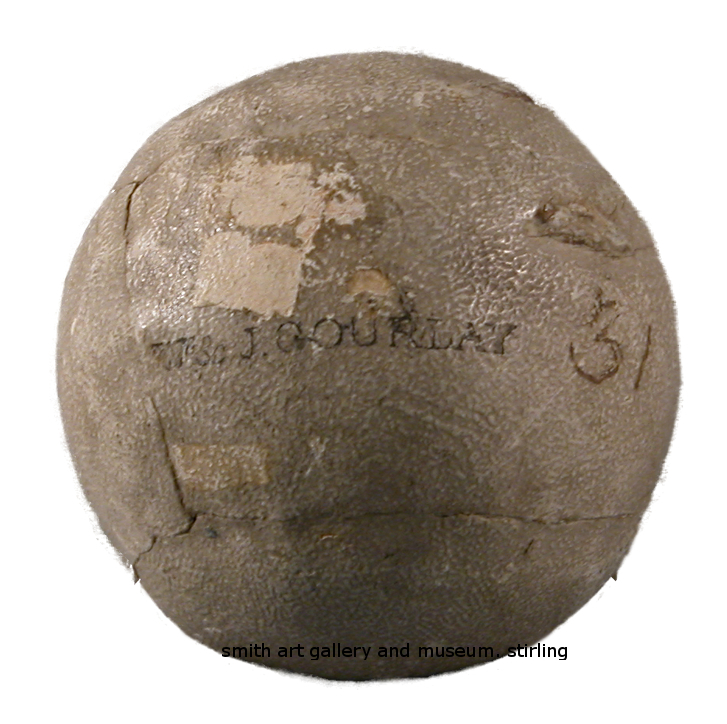 oldest golf ball in history