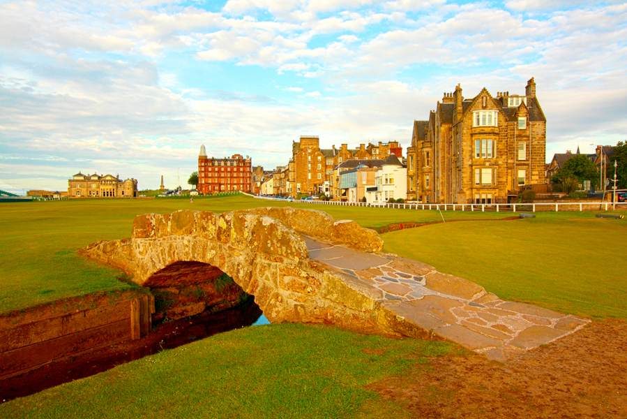 exclusive-golf-course-st-andrews
