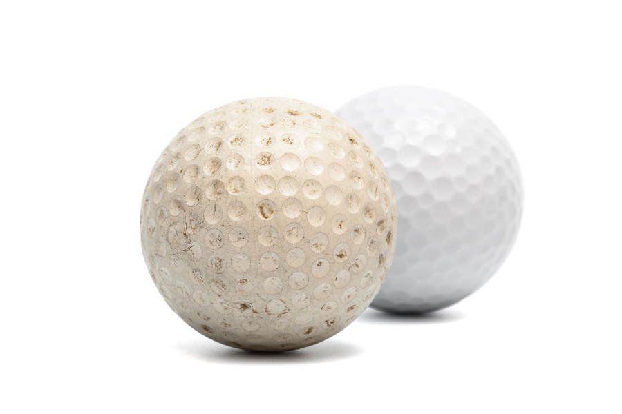 A Brief History of the Golf Ball - Golfsupport Blog