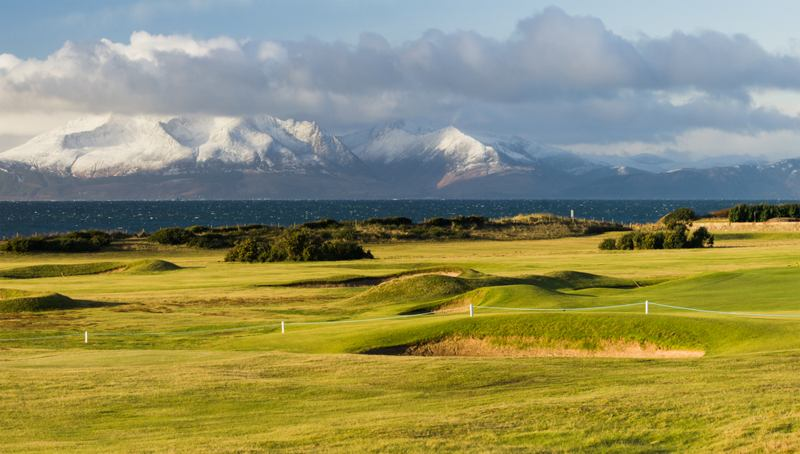 exclusive golf courses in the UK