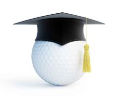 student-golf