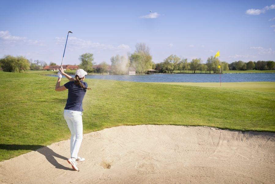 female-golfer