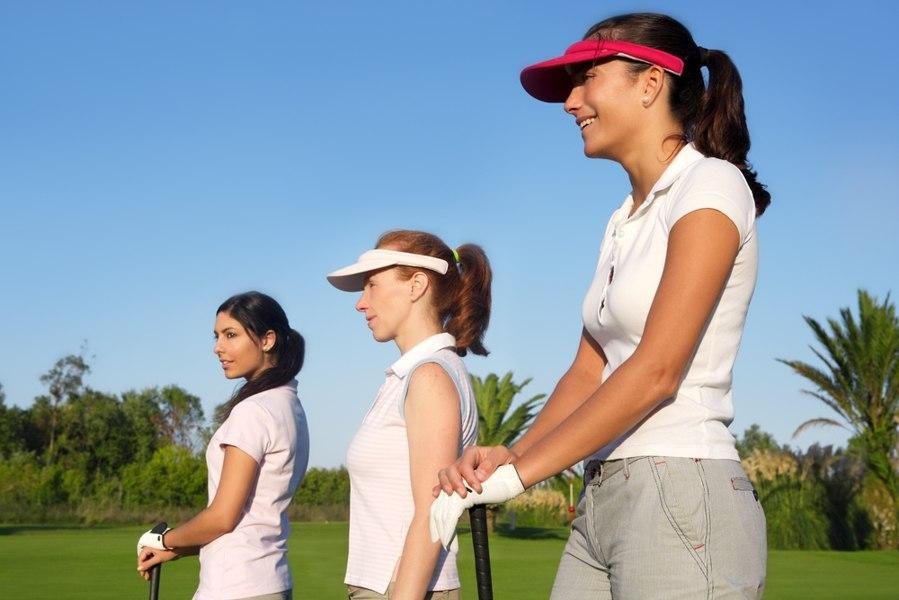 women-in-golf