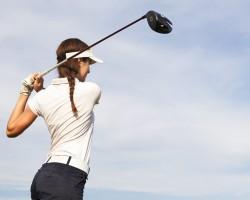 golf-woman