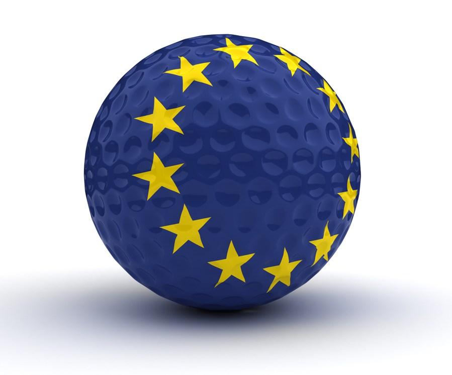 golf ball europe