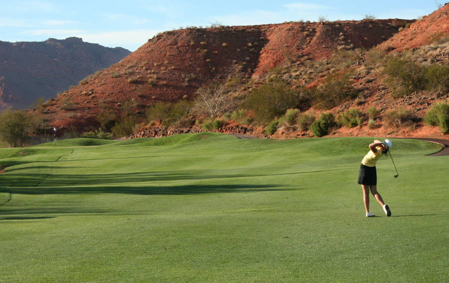 Desert courses are the types of golf courses most popular in parts of the USA and Middle East