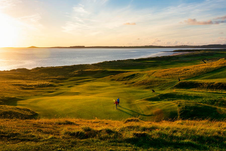Links courses are the most famously knows types of golf courses