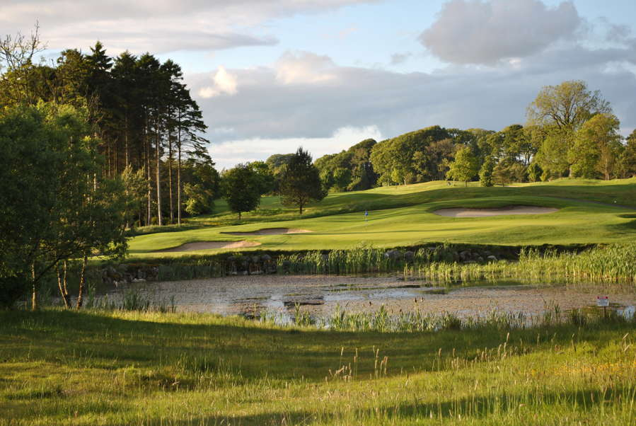 Parkland courses are the types of golf courses used on most PGA tours