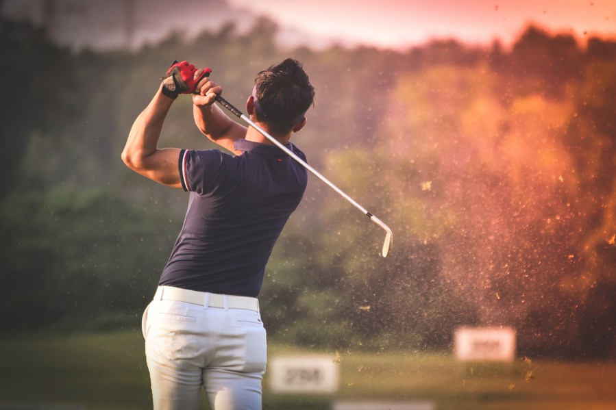 golf is one of the most dangerous sports - here's how to reduce the risk of injury