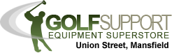 Golf Support: Equipment Superstore