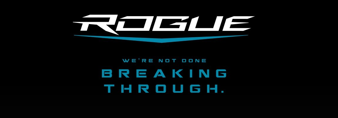 Callaway Rogue Breaking Through
