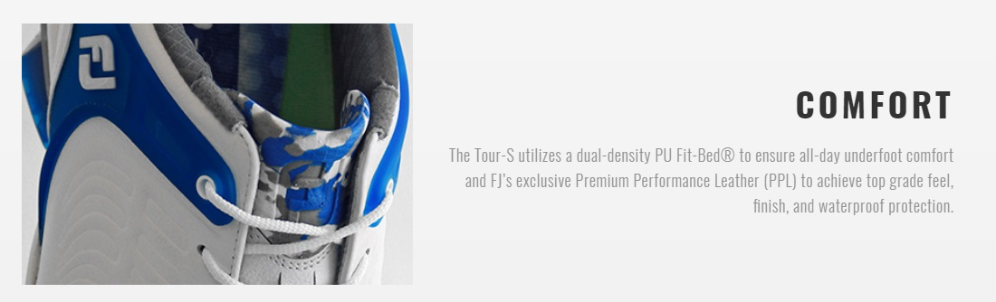 Footjoy Tour S Golf Shoes Comfort