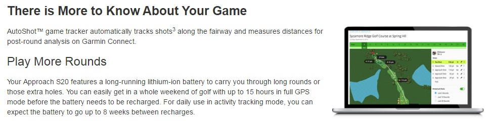 Garmin-Approach-S20-GPS-Golf-Watches Tracker