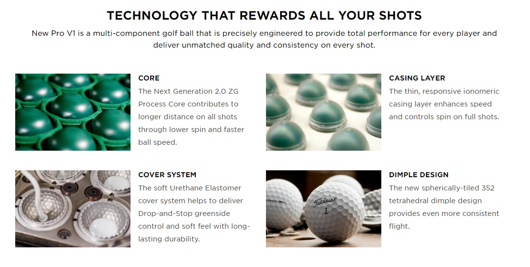 ProV1 Features