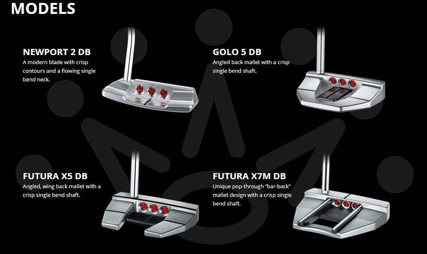 Scotty Cameron Dual Balanced Putters