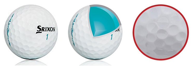 Srixon Ultisoft Golf Balls