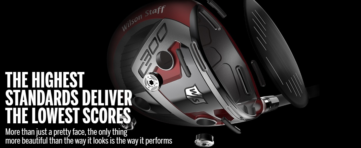 Wilson Staff C300 Drivers Features