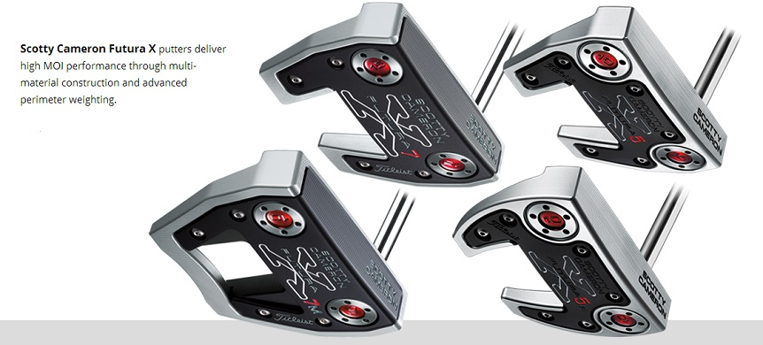 Scotty Cameron Futura X Product Range