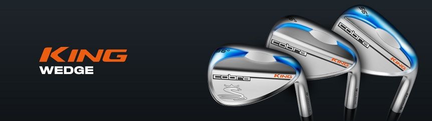 cobra custom fit wedges