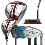 Woods-Irons-Wedges-Putters