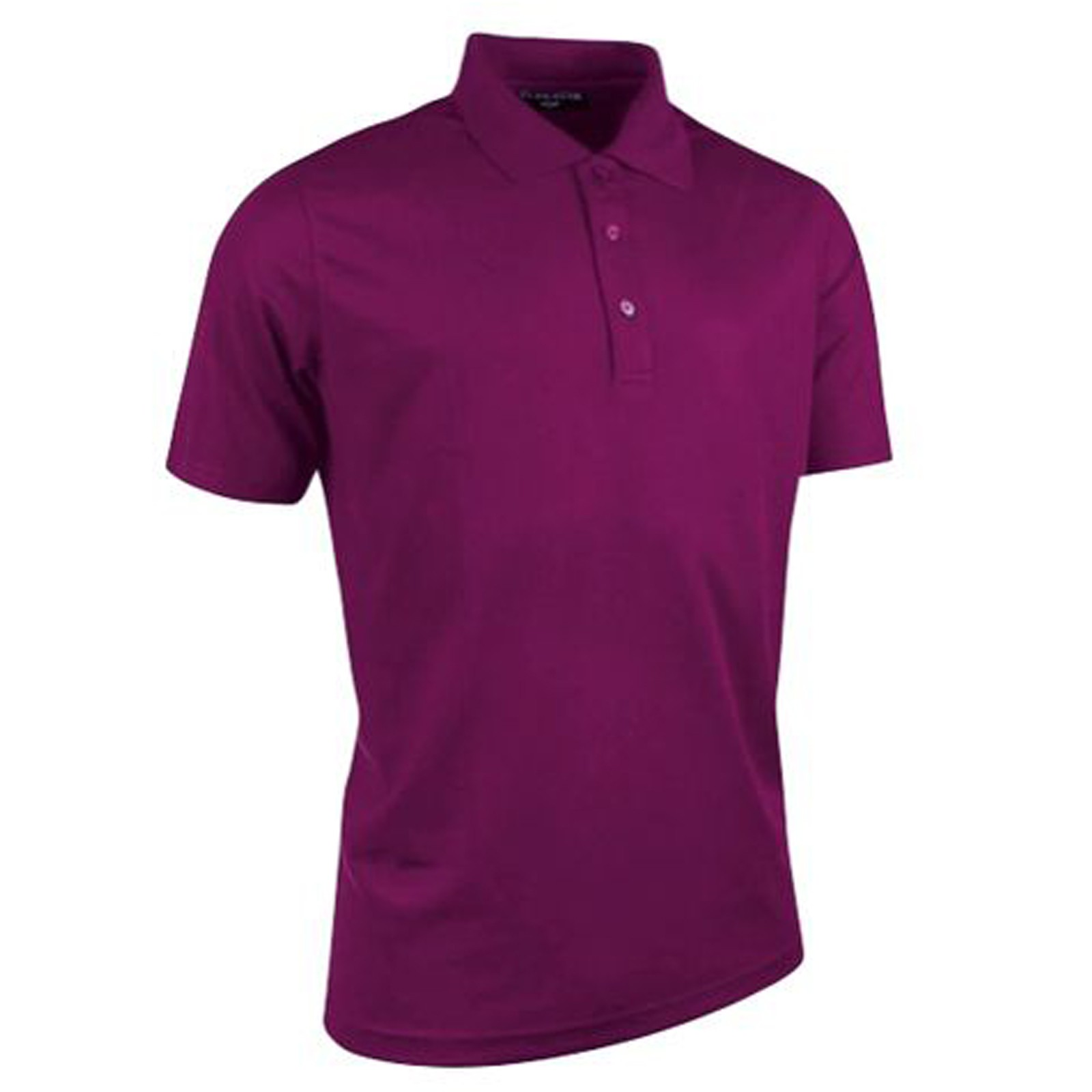 Glenmuir Performance Pique Plain Polo Shirts