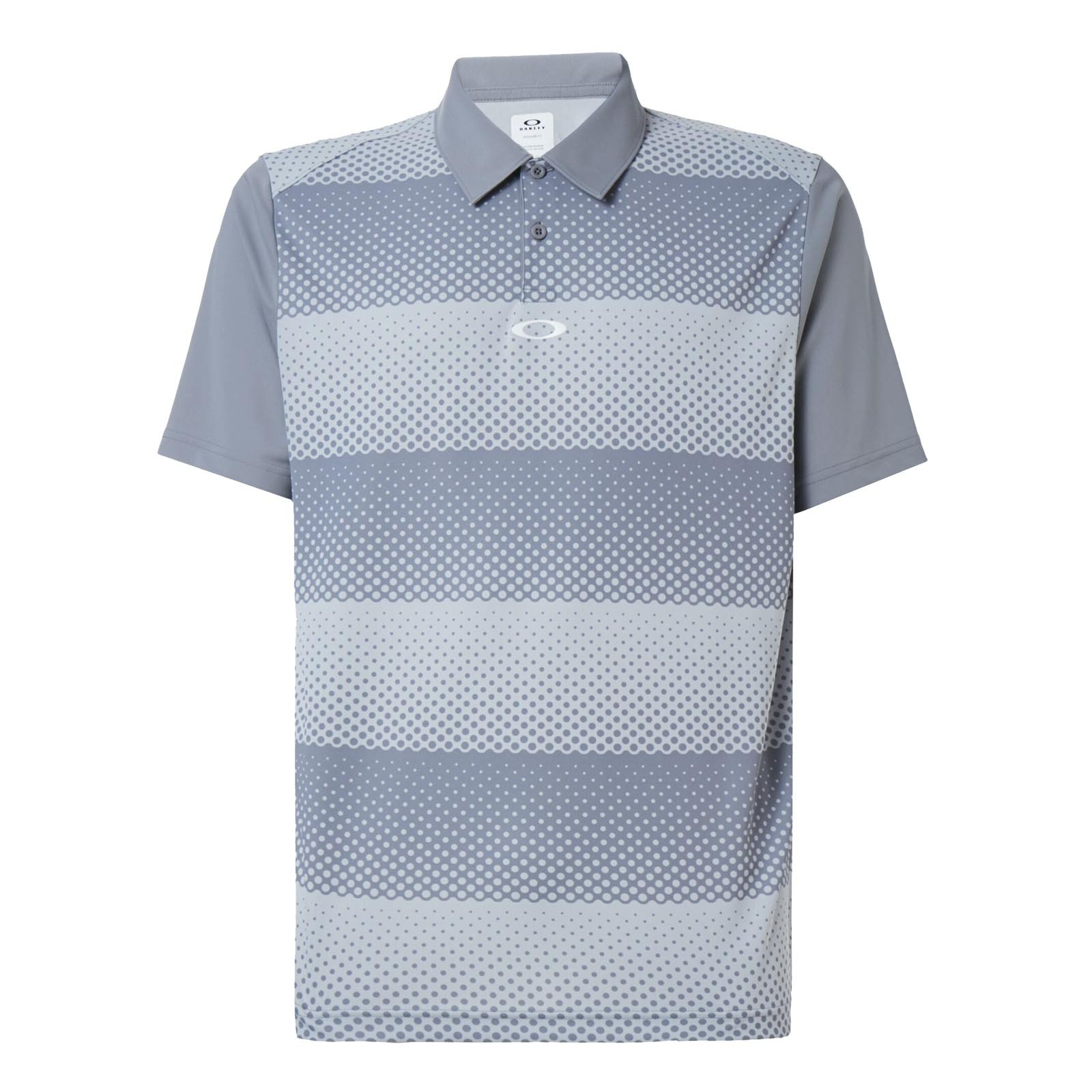Oakley Dot Stripe Polo Shirt