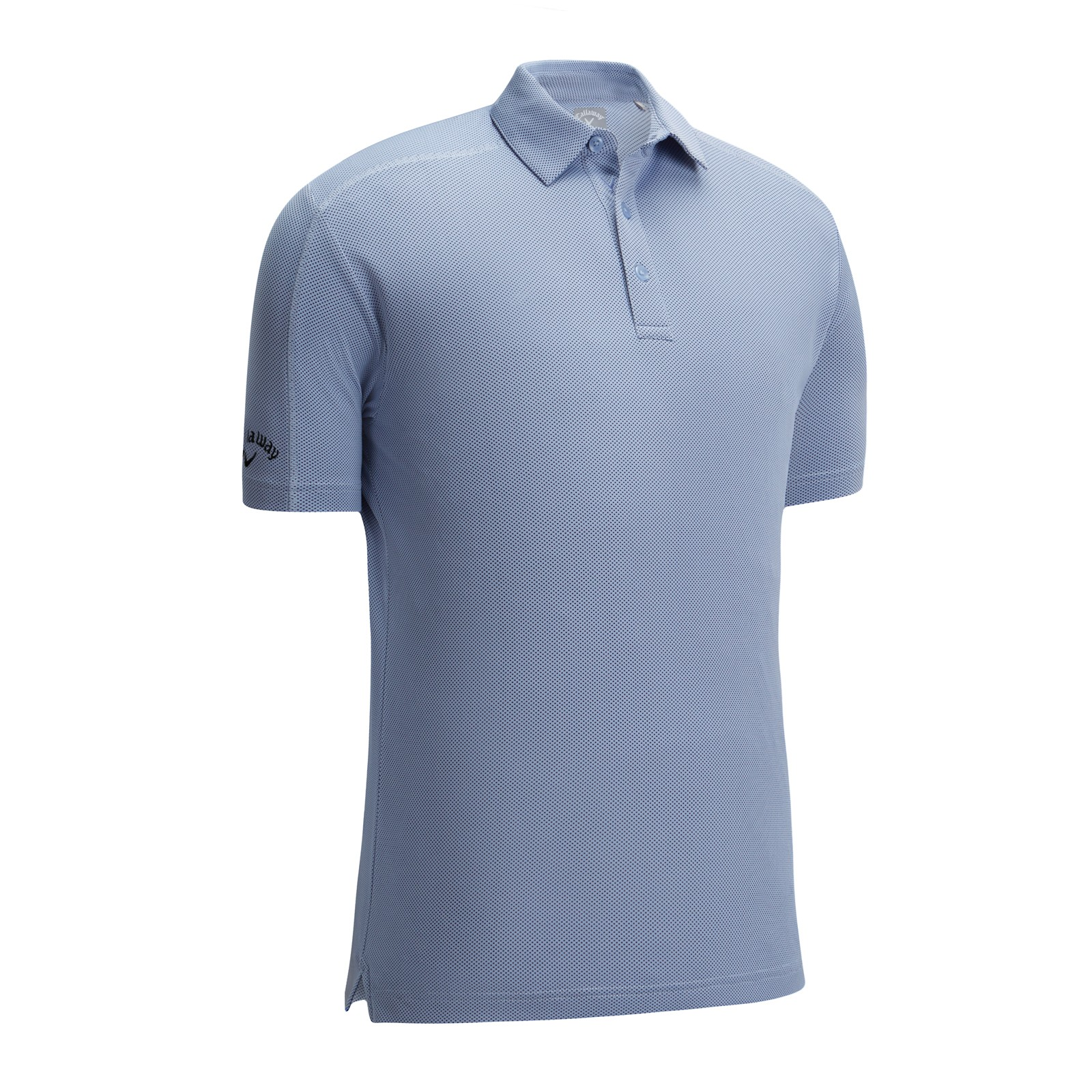 Callaway New Box Jacquard Polo