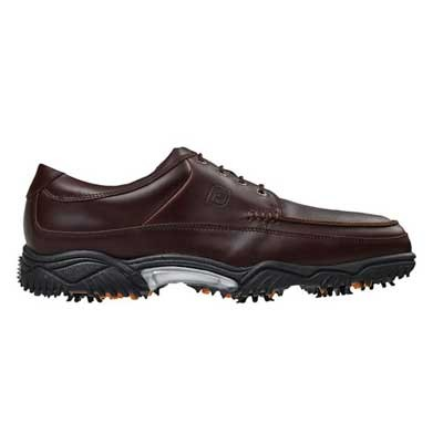Footjoy Contour Golf Shoes Waxy Brown
