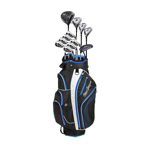 MacGregor DCT2000 Cart Bag Steel Package Sets