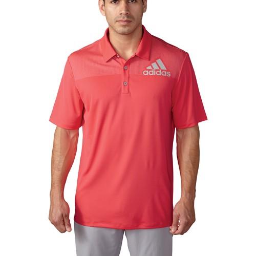 Adidas Big Logo Dot Print Polo