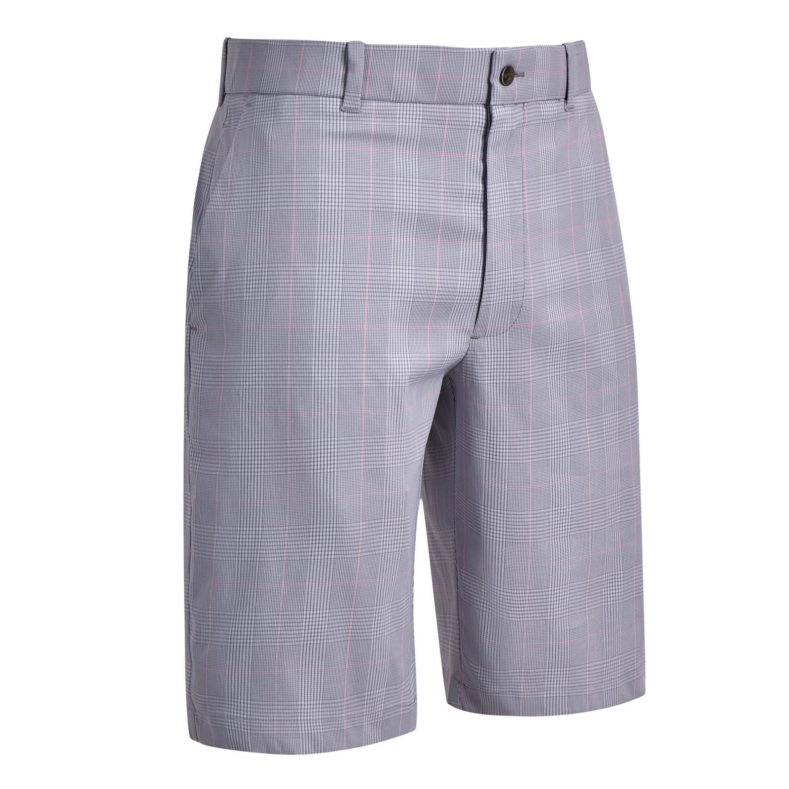 Callaway Glen Plaid Shorts