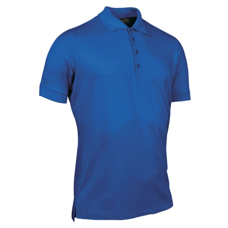 8b2455249 Glenmuir Performance Stretch Plain Polo Shirts