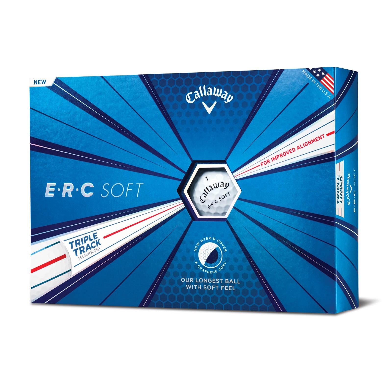 Callaway ERC Soft Golf Balls  - Multibuy x 2