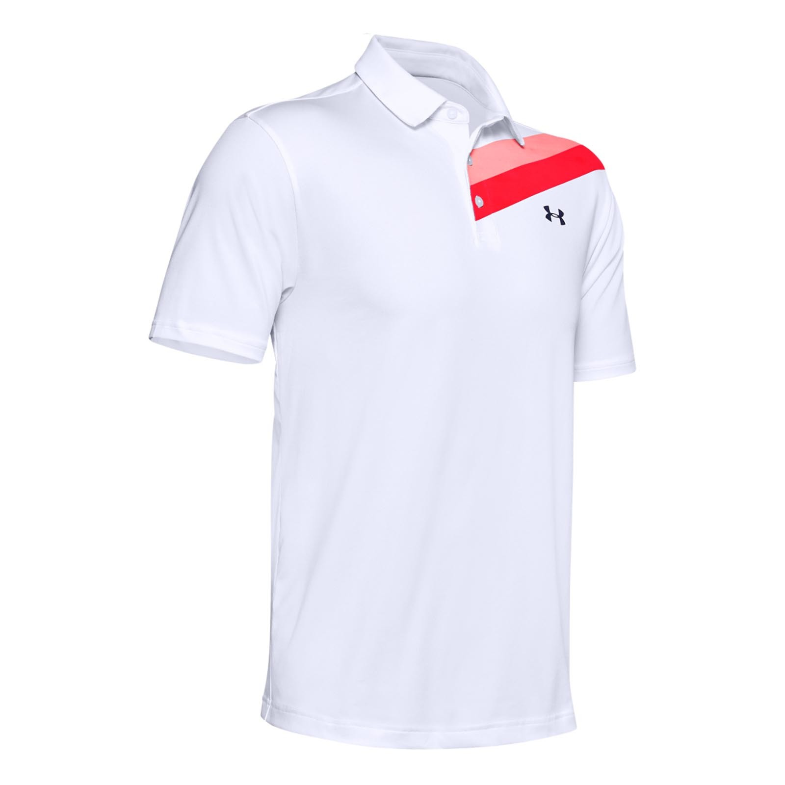 Under Armour Playoff Polo 2.0 Shoulder Graphic Polo Shirts