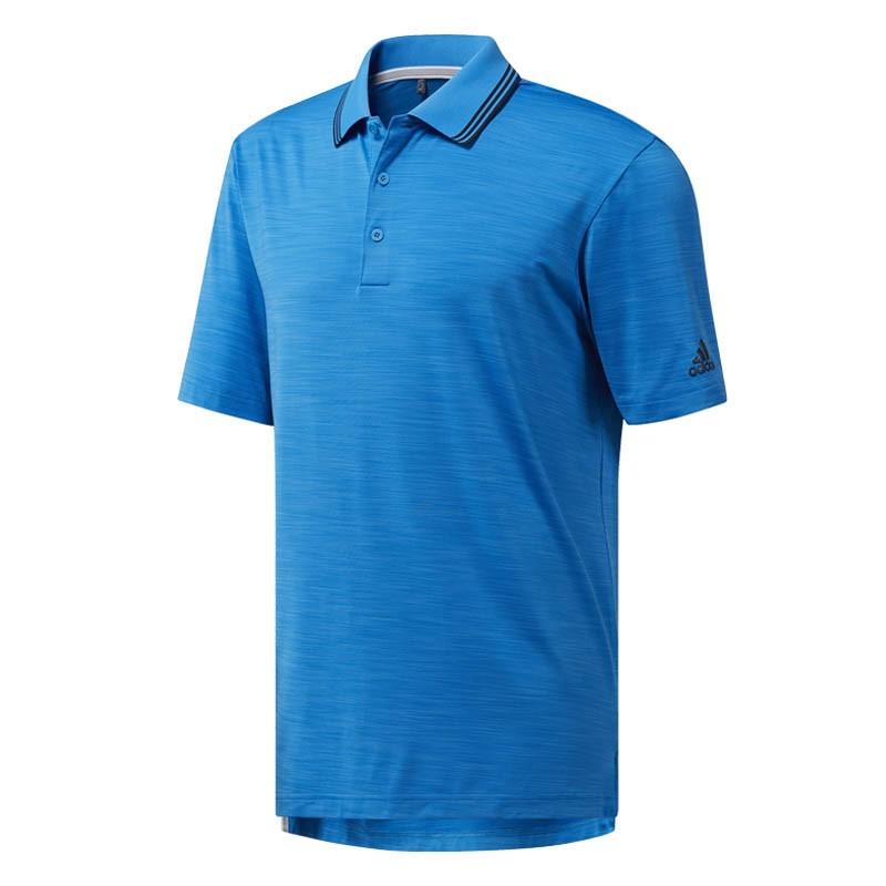 adidas 365 Textured Stripe Polo Shirts