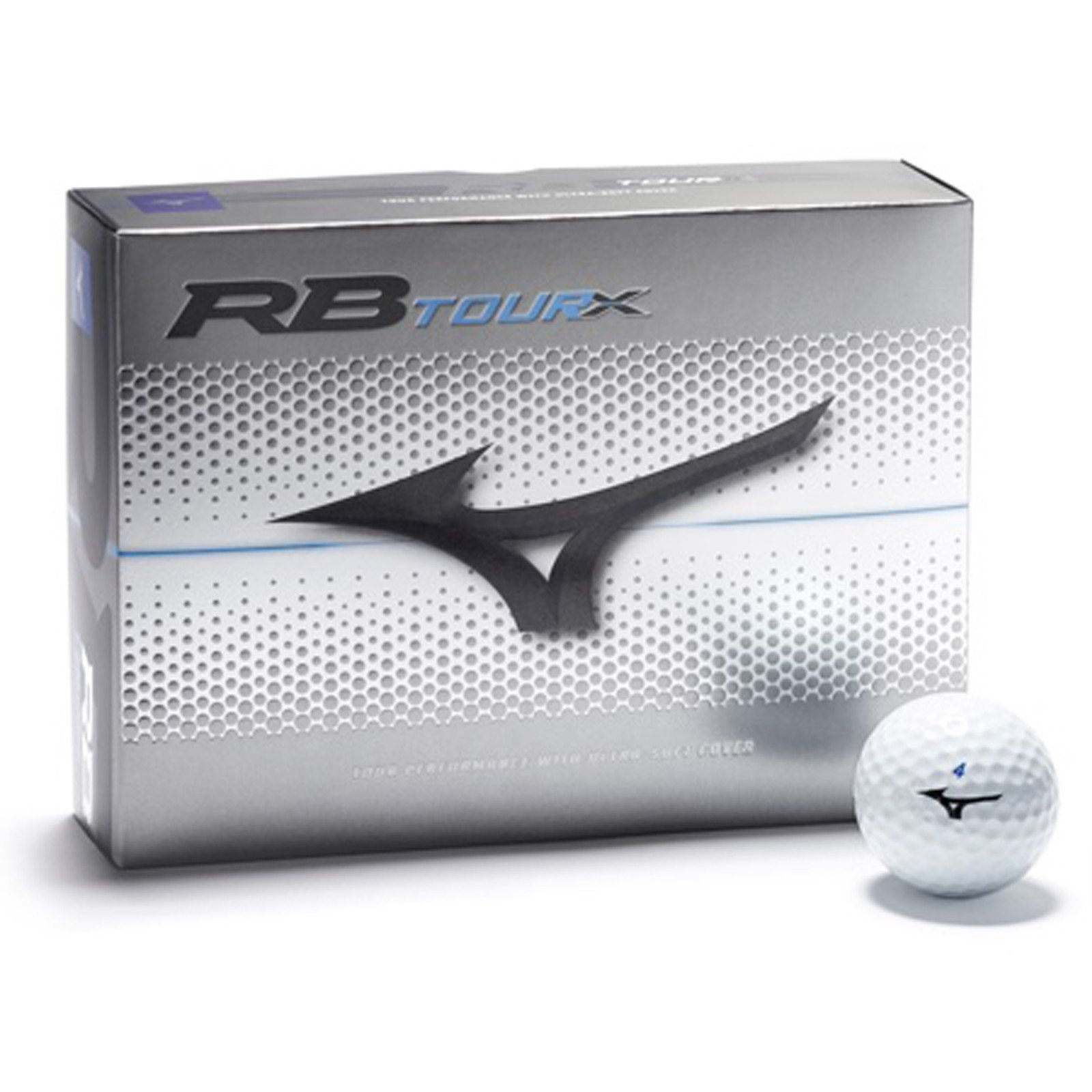 Mizuno RB Tour X Golf Balls  - Multibuy x 3
