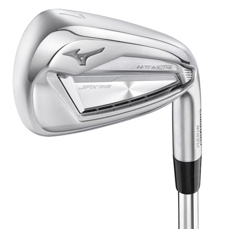Mizuno JPX919 Hot Metal Golf Irons