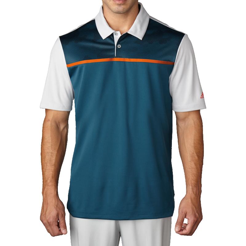 adidas Climacool Dot Camo Polo Shirts