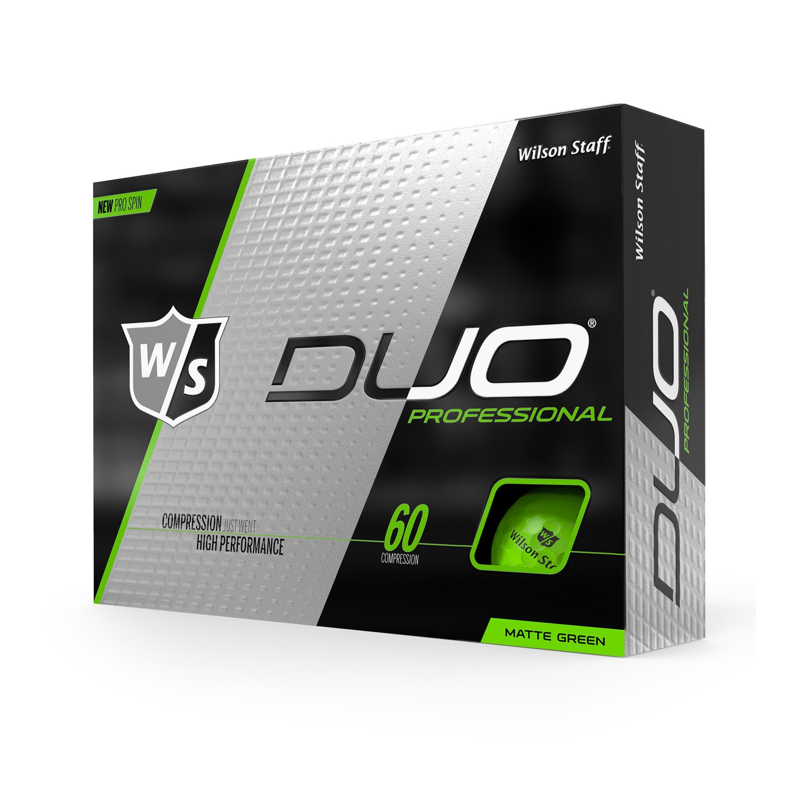 Wilson Duo Professional Golf Balls