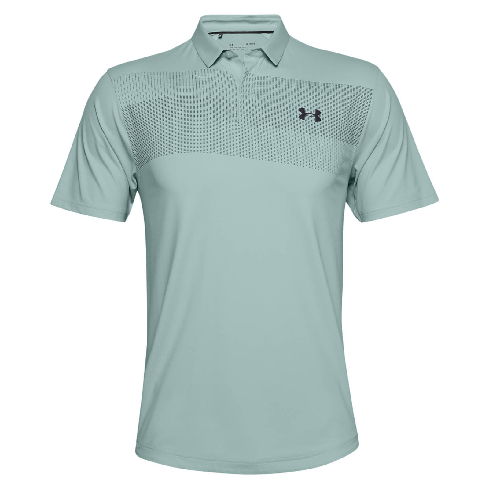Under Armour Isochill Chest Graphic Polo