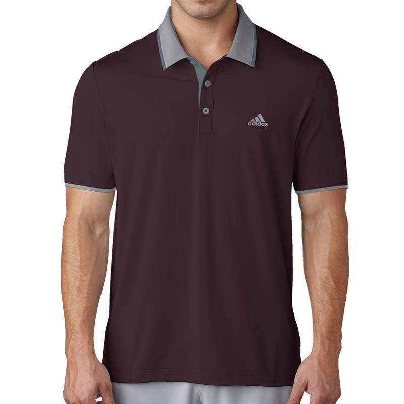 05c5758540 Adidas Climacool Performance Polo Shirts - LC