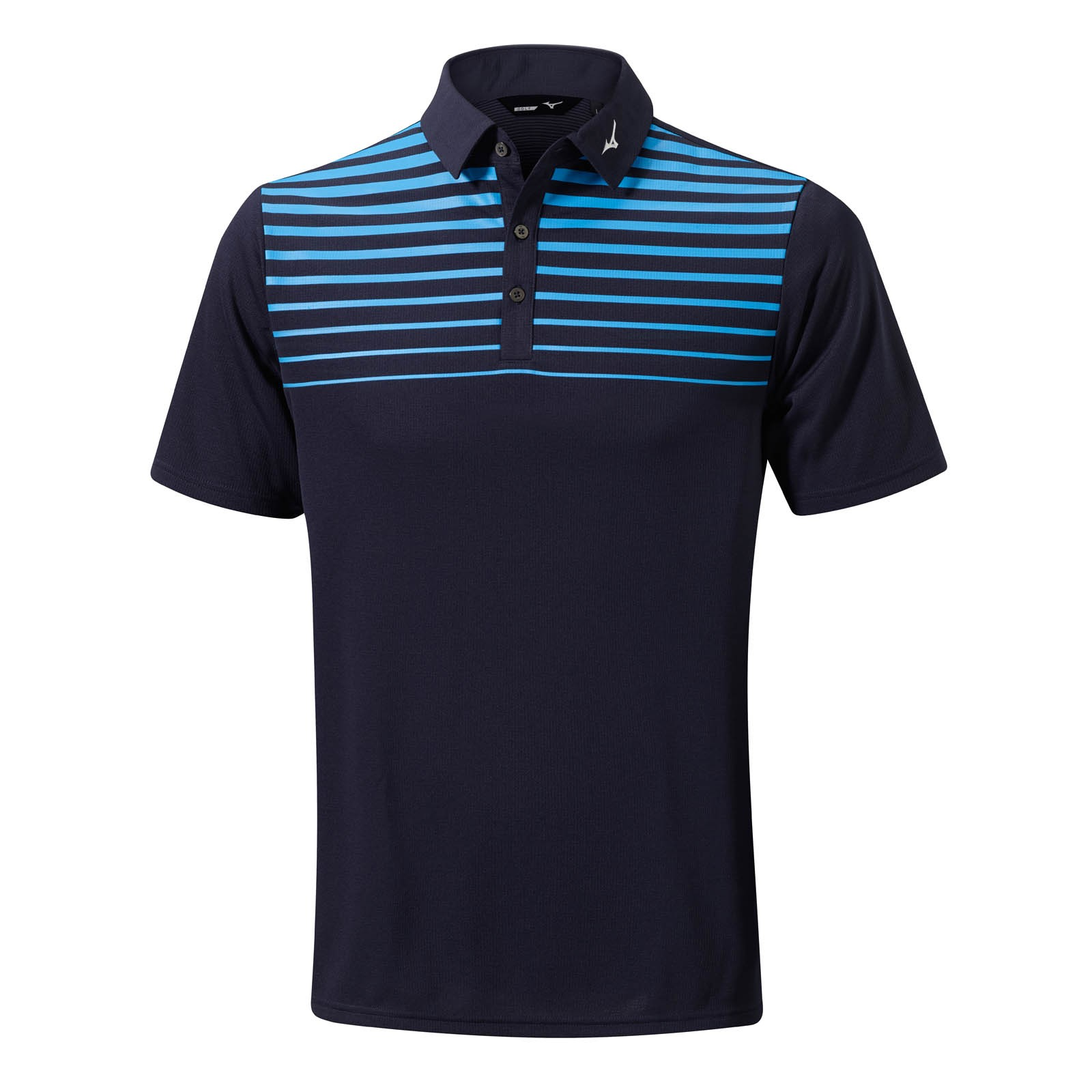 Mizuno Breath Thermo Pattern Polo Shirts