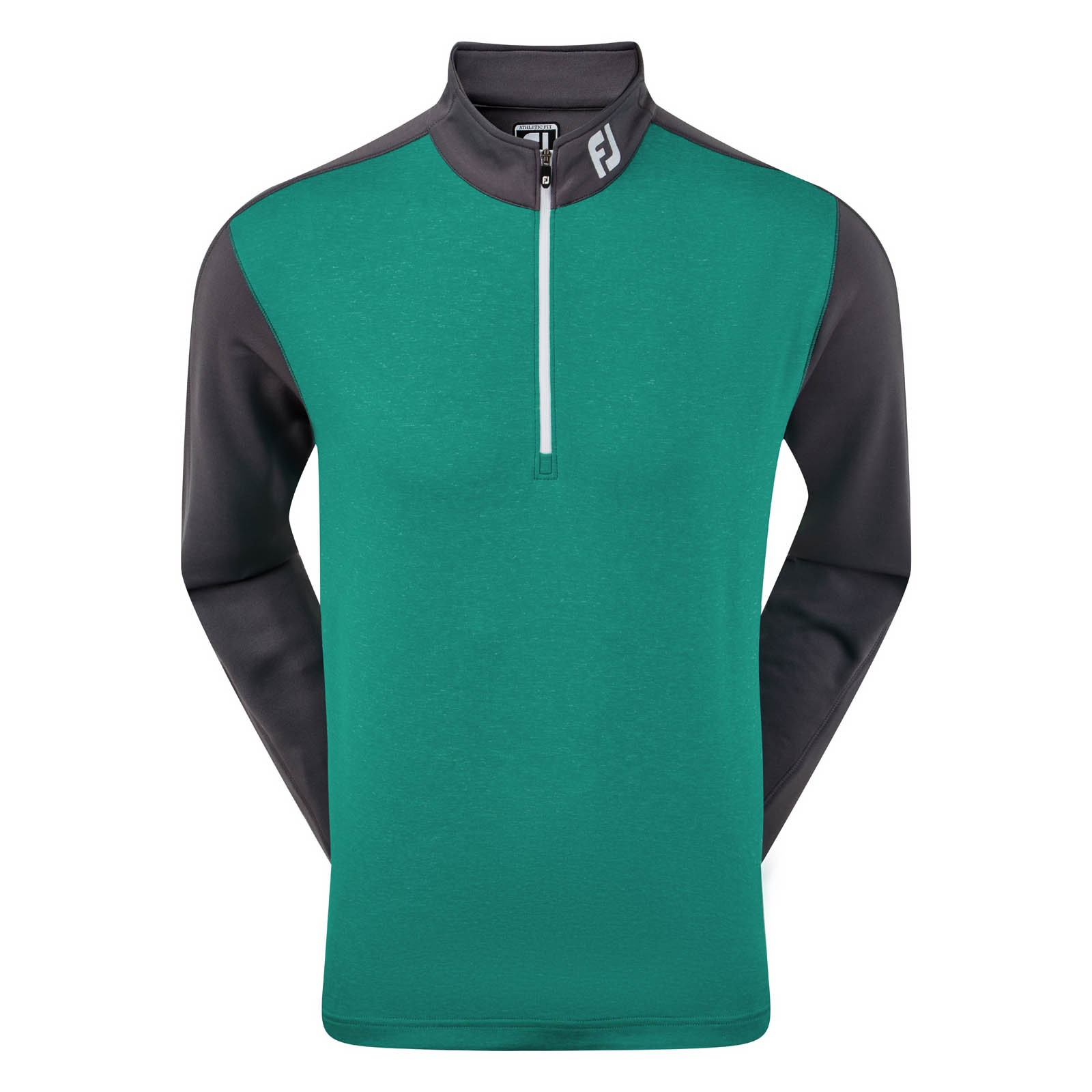 Footjoy Heather Colour Block Chill-Out Pullover
