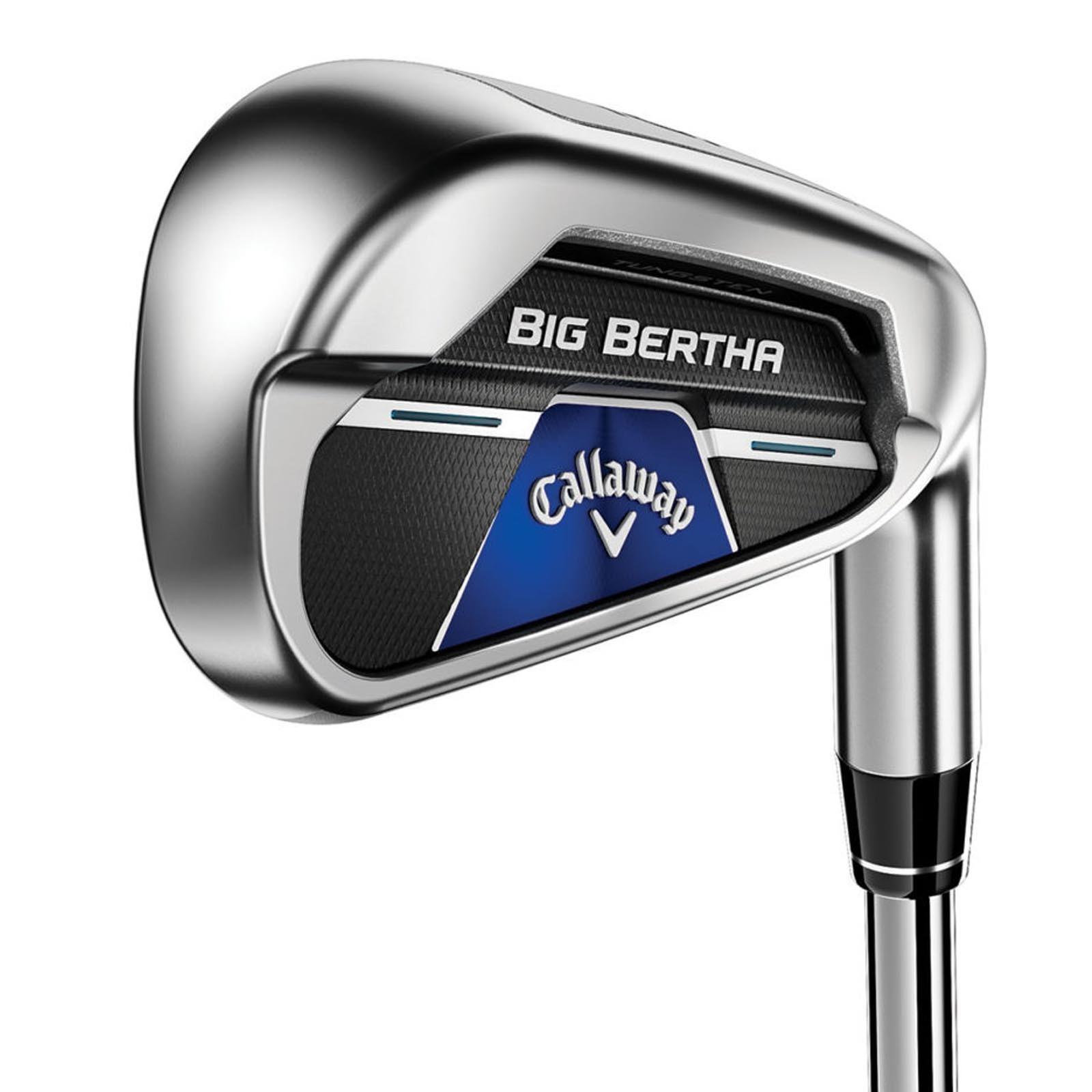 Big Bertha B21 Golf Steel Irons