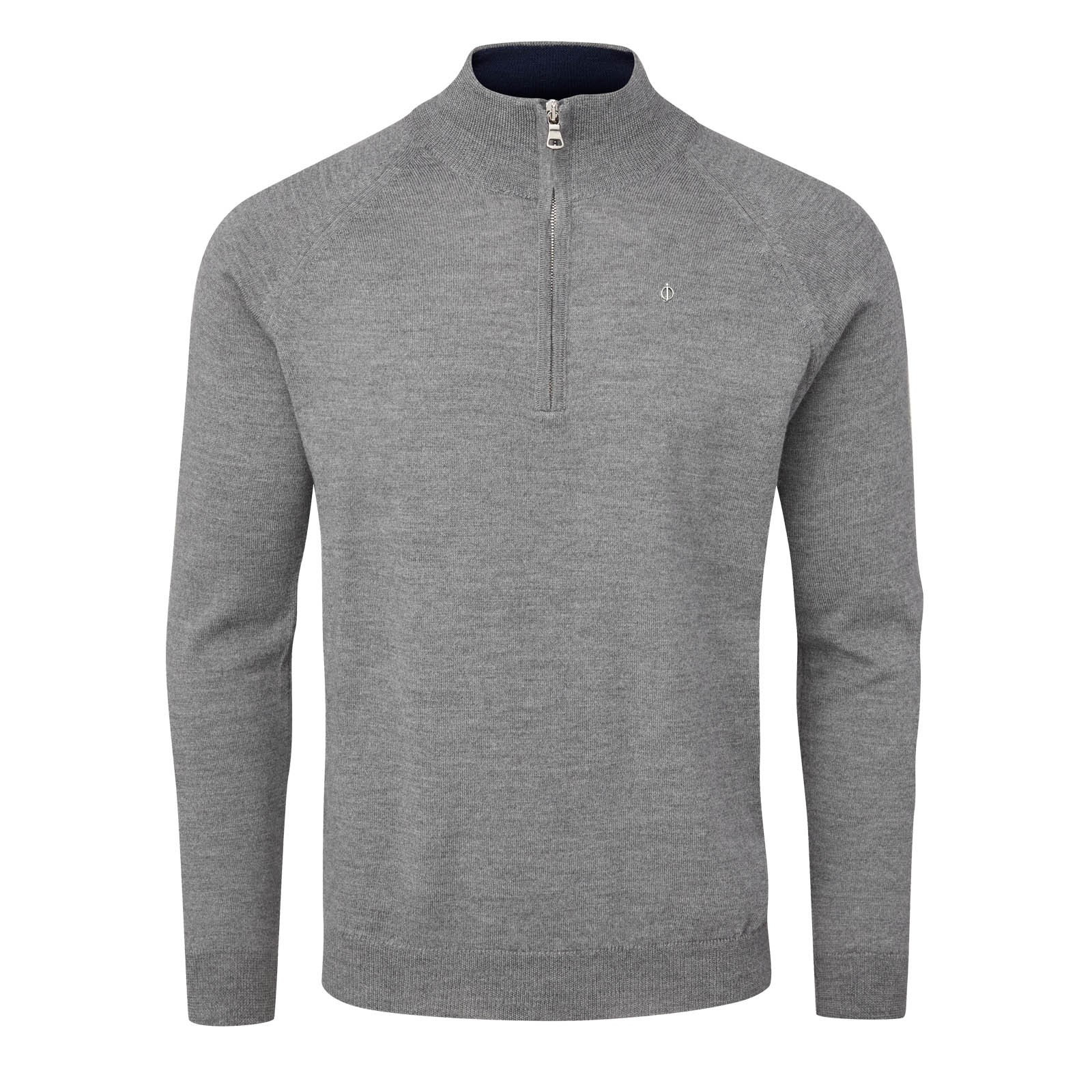 Oscar Jacobson Warwick Pin Sweater