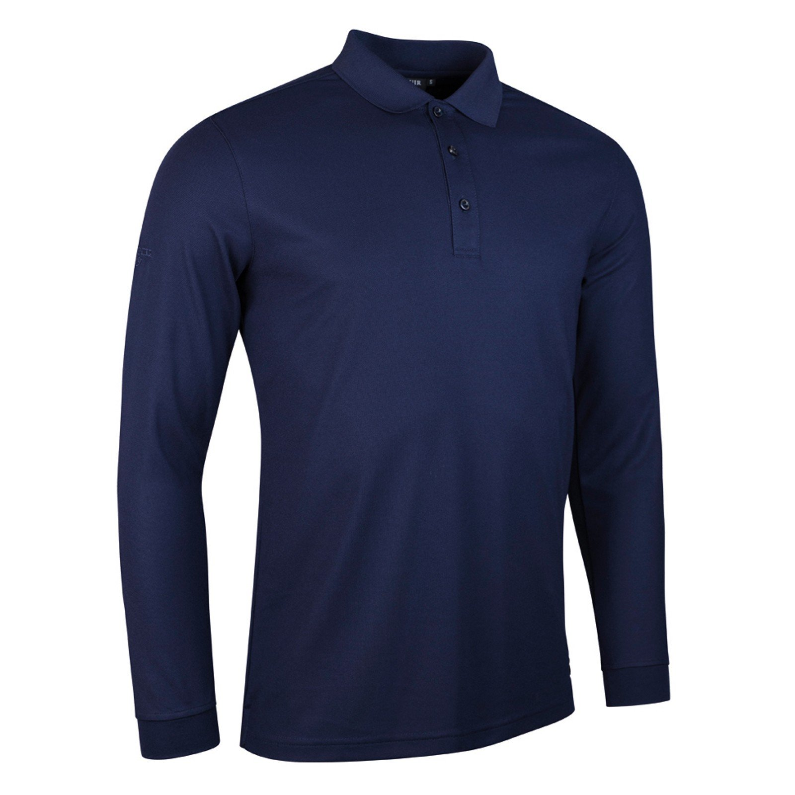 Glenmuir Max Long Sleeve Polo